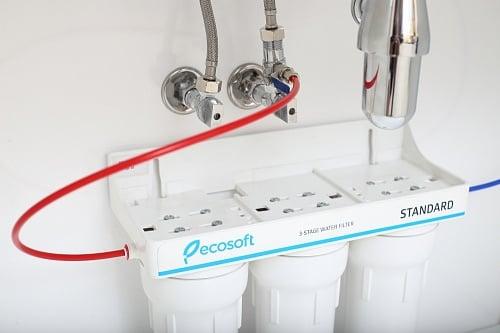 Потрійний фільтр Ecosoft Standard 1
