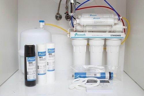 Ecosoft Standard с минерализатором