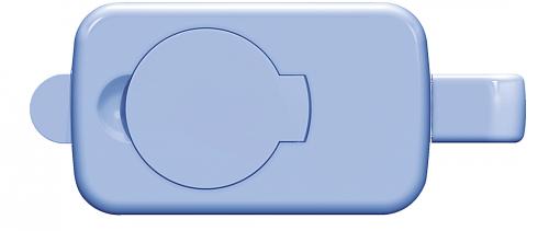 Фільтр-глечик Ecosoft Dewberry Slim 3,5 л 3