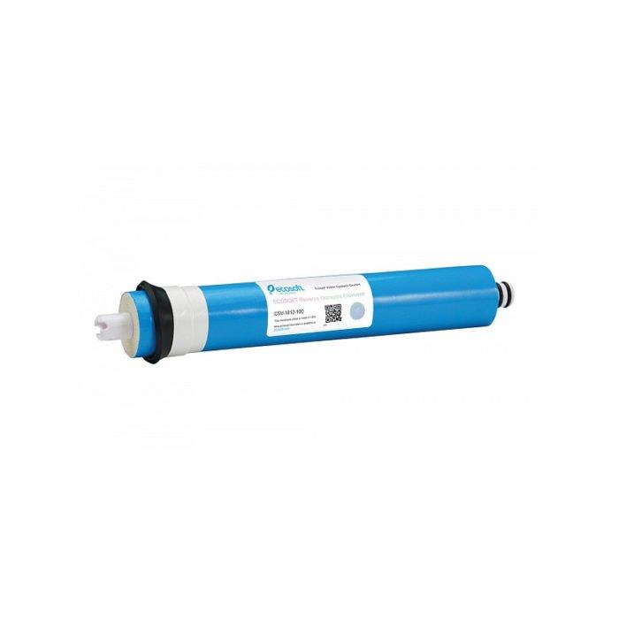 Мембранный элемент Ecosoft 100GPD для домашних фильтров обратного осмоса