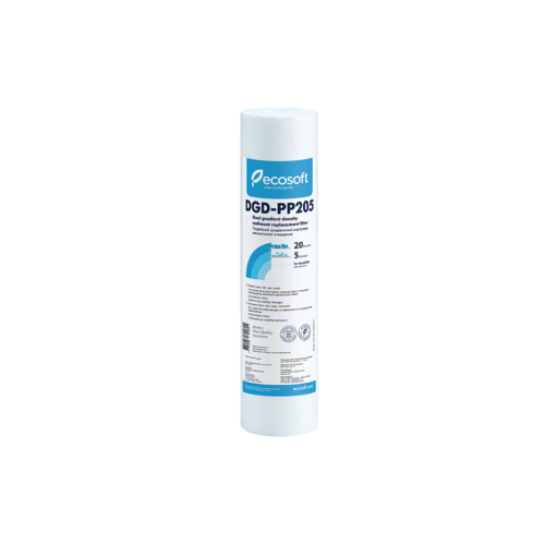 Градієнтний картридж з спіненого поліпропілену Ecosoft 2,5x10