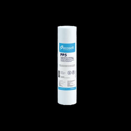 Картридж з спіненого поліпропілену Ecosoft 2,5x10 5 мкм